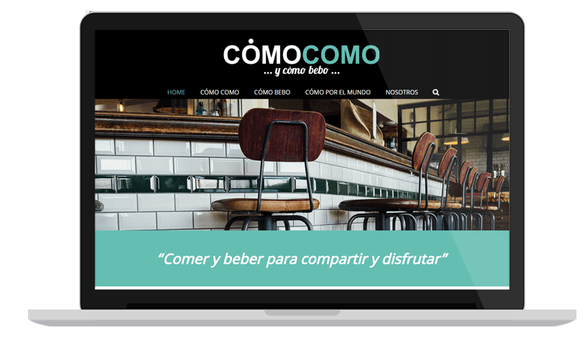 Diseño Web Profesional - Bitmon Marketing Systems