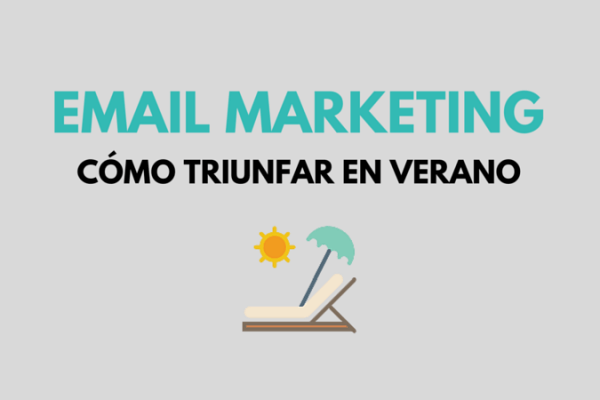 Email marketing en verano